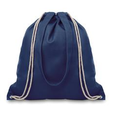 Сумка-рюкзак для покупок Moira, синяя фото
