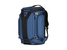 """Сумка-рюкзак Wenger SportPack с отделением для ноутбука 16"""", черный/ синий фото"""