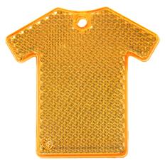 Светоотражатель Футболка, оранжевый фото