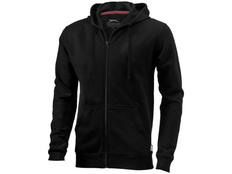 Толстовка с капюшоном мужская Slazenger Open, черная фото
