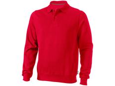 Свитшот-поло мужской Slazenger Referee, красный фото