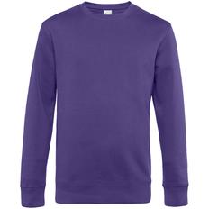 Свитшот унисекс B&C King, фиолетовый фото