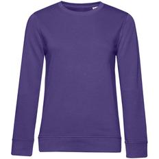 Свитшот женский BNC Organic, фиолетовый фото