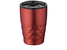 Термокружка вакуумная Avenue Geo, 350 мл, красная фото