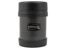 Термос для еды ThermoCafe by Thermos Hamjnl-350FJ Hammertone, чёрный фото