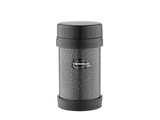 Термос для еды ThermoCafe by Thermos HAMJNL-500FJ Hammertone, черный фото
