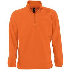 Толстовка мужская Sol's Ness 300, оранжевая фото