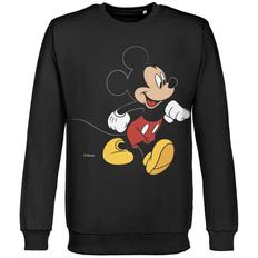 Толстовка «Микки Маус. Easygoing», черная фото