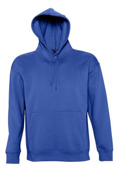 Толстовка с капюшоном Sol's Slam 320, ярко-синяя фото