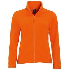 Кофта женская Sol's North Women, оранжевая фото