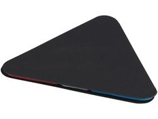 Треугольные стикеры, черный фото