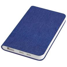 Зарядное устройство thINKme Provence, 4000 mAh, синее фото