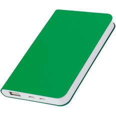 Зарядное устройство thINKme Silky, 4000 mAh, зеленое фото
