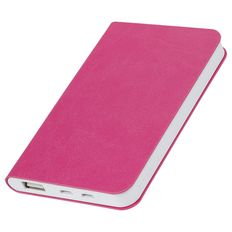 Зарядное устройство thINKme Softi, 4000 mAh, розовое фото