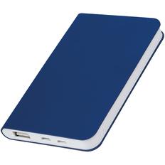 Зарядное устройство thINKme Softi, 4000 mAh, темно-синее фото