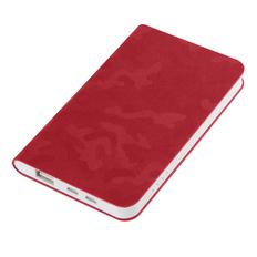 Зарядное устройство thINKme Tabby, 4000 mAh, красное фото