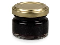 Варенье из черной смородины, прозрачный/медный фото