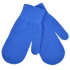 Варежки сенсорные In touch, синие фото