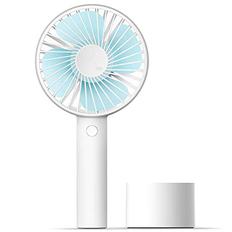 Вентилятор портативный Xiaomi Solove N9, голубой фото