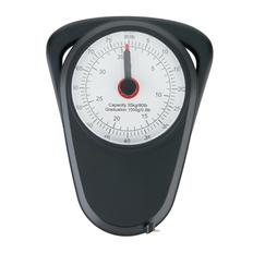 Весы для багажа ручные с крючком, черный фото
