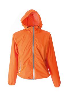 Ветровка мужская JRC Madeira Man, оранжевая фото