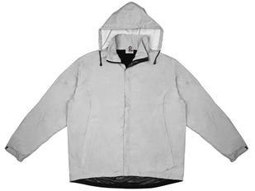 Куртка с капюшоном мужская Us Basic Wind, серая фото