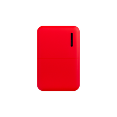 Внешний аккумулятор Kubic PB5Z, красный, 5000 мАч фото