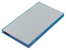 Внешний аккумулятор NEO NS50B, 5000 mAh, серый / синий фото