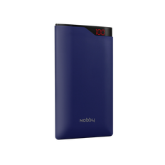 Внешний аккумулятор Nobby Comfort 06-01, 6000 мАч, синий фото