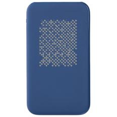 Внешний аккумулятор с подсветкой Big Data, 5000 mAh, синий фото