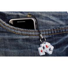 Заглушки для разъемов телефонов (акрил) фото