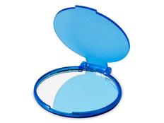 Зеркальце Carmen складное, синий фото