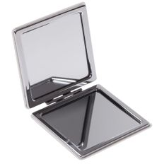 Зеркальце Image, квадратное, белое фото