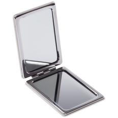 Зеркальце Image, прямоугольное, белое фото