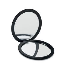 Зеркальце косметическое, черный фото