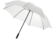 Зонт трость полуавтомат Barry, белый фото