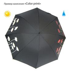Зонт с печатью Color Print фото