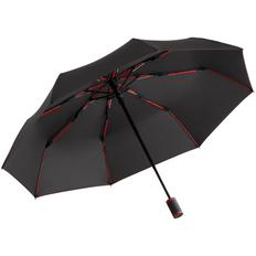 Зонт складной Fare AOC Mini ver.2, красный фото