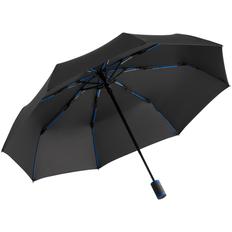 Зонт складной Fare AOC Mini ver.2, синий фото