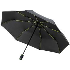 Зонт складной Fare AOC Mini ver.2, зеленое яблоко фото