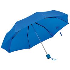 Зонт складной механический Foldi, ярко-синий фото