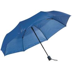 Зонт складной Tomas, синий фото