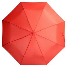 Зонт складной механический Unit Basic, красный фото