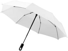 Зонт складной автомат Marksman Traveler, белый фото