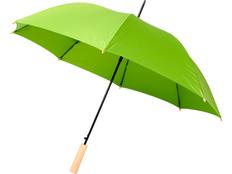 Зонт трость полуавтомат Avenue Alina, зеленое яблоко фото
