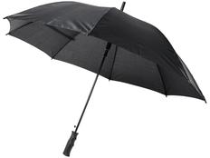 Зонт трость полуавтомат Bella, черный фото