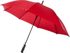Зонт трость полуавтомат Bella, темно-красный фото