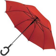 Зонт-трость Charme, красный фото