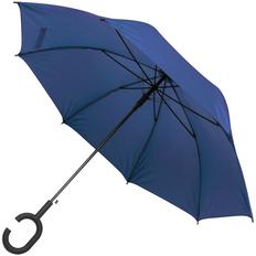 Зонт-трость Charme, синий фото