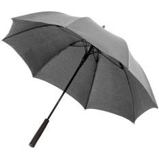 Зонт-трость Indivo RainVestment, светло-серый меланж фото